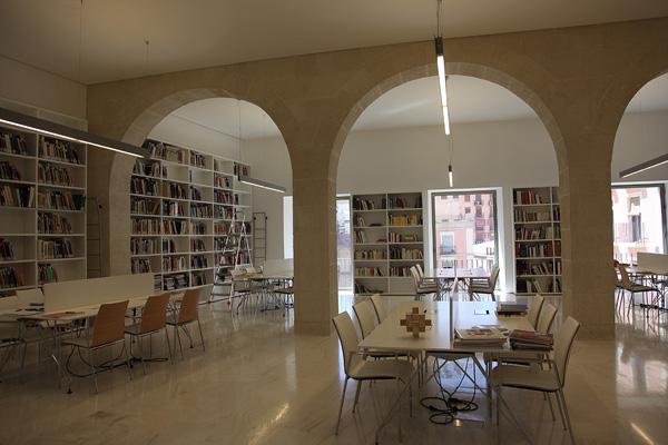 Biblioteca MACA - Alicante