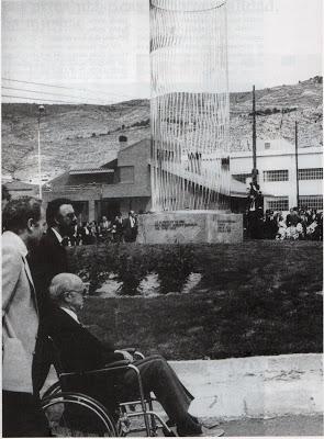 Inauguracion monumento muñeca