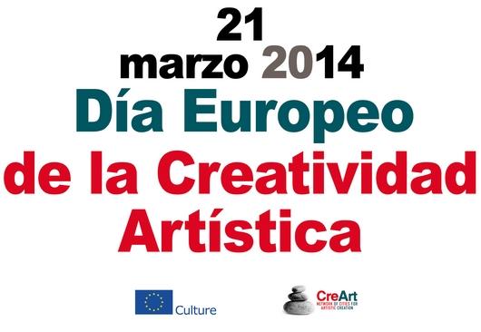 Día europeo de la Creatividad Artística