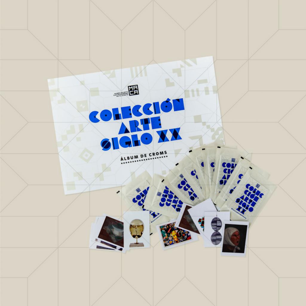 album cromos siglo xx