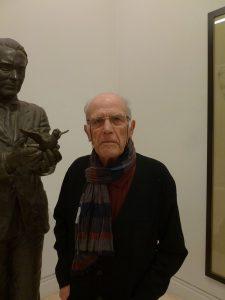 Fallece el escultor Julio López Hernández