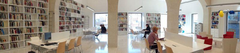 Biblioteca del MACA