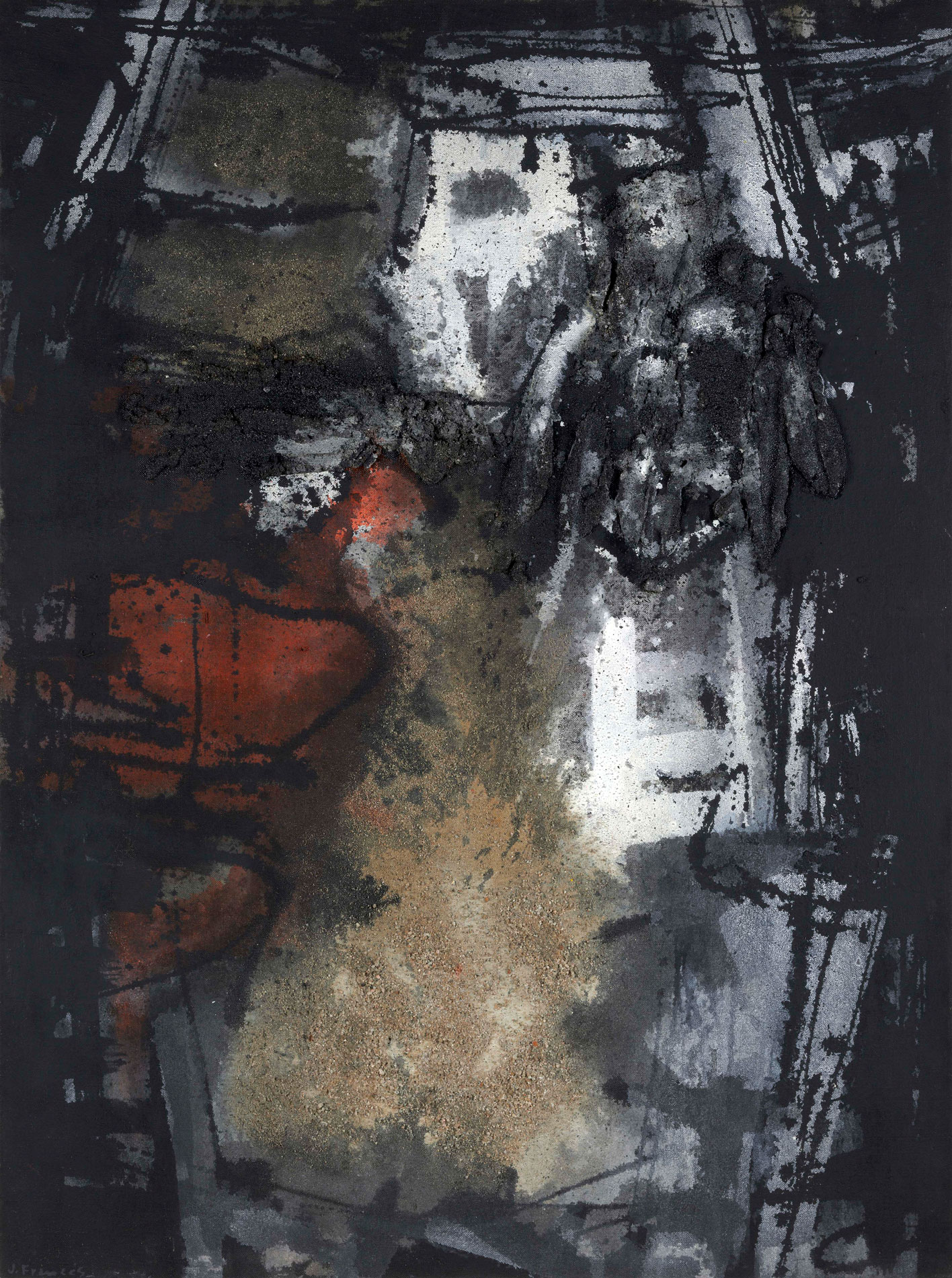 El hombre y la noche 1 - Juana Francés